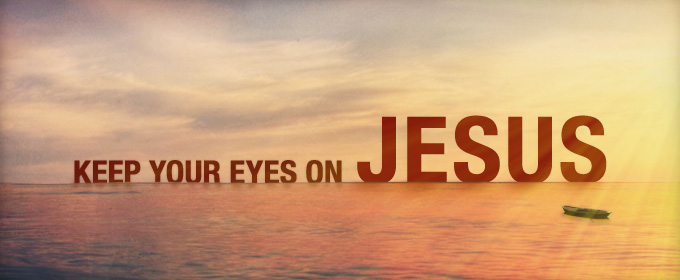 Keep Your Eyes On Jesus Rock Springs Church Cortez CO