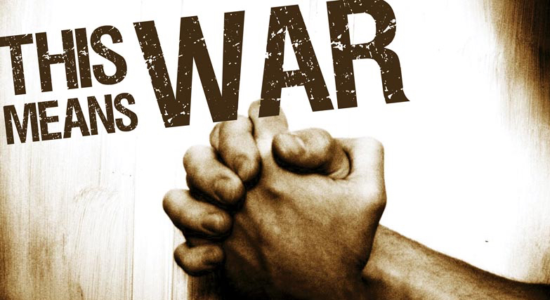 This Means War — Week 1 – Rock Springs Church | Cortez, CO